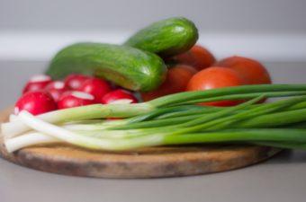 Composed Grain Salad