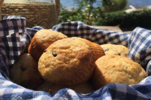 Healthyish Banana Muffins