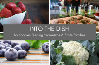 Into the Dish - Top Food Blogs to Follow in 2017