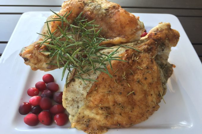 Roasted Turkey Breast Recipe