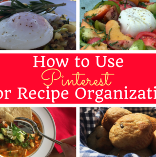 How to Use Pinterest for Recipe Organization